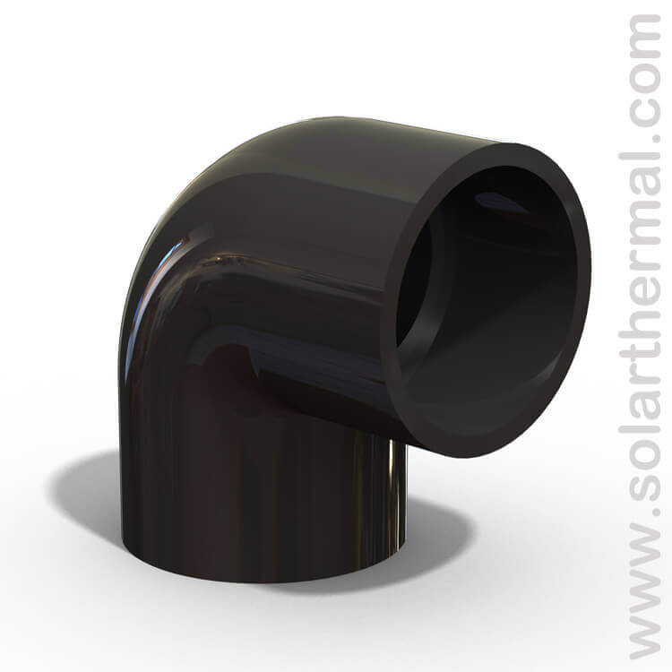 Pvc elbow degrees quot slip to schedule