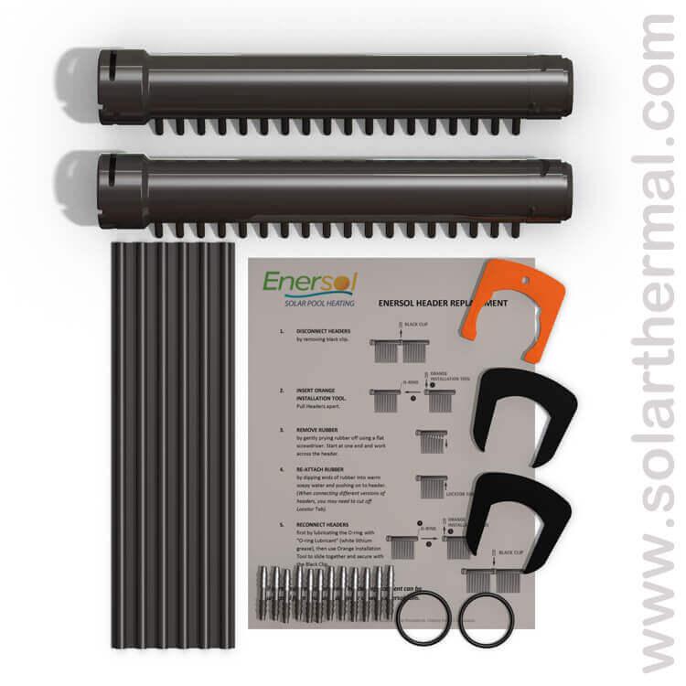 Enersol Solar Pool Panel Repair Kit