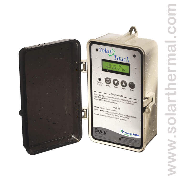 Pentair Solartouch Automatic Pool Heating Controller Controller Only
