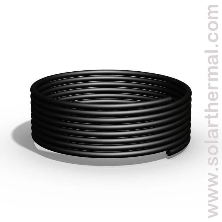 Flexible pvc pipe quot black tek tube ultra flex