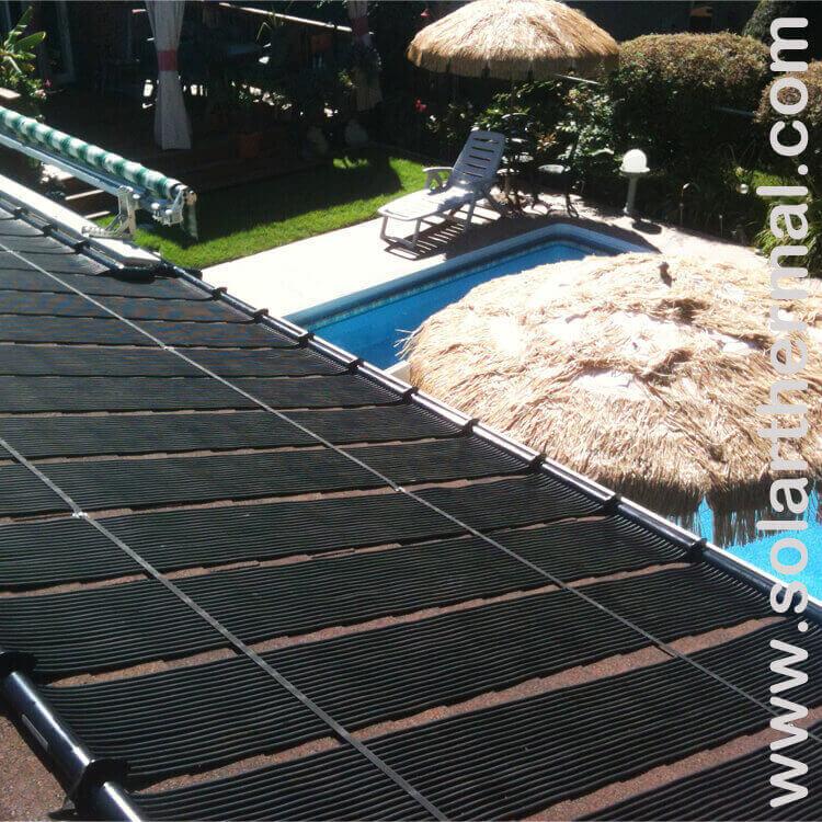 Enersol Solar Pool Panel 1 X10 Solarthermal Com