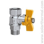Caleffi Solar - Air Vent Isolation Valve - NA29284