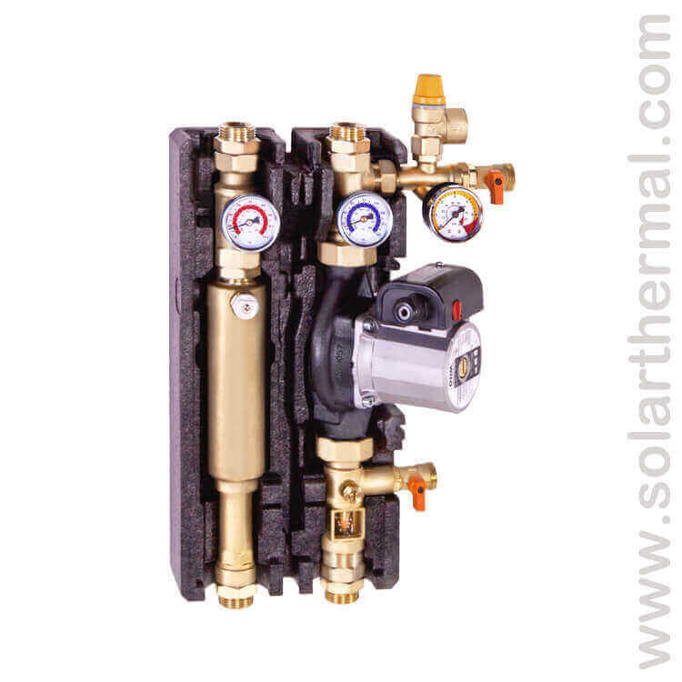 Pumps, Circulators & Pump Stations