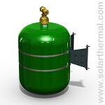 Expansion Tank Kit - 2.1USG nom., 1USG