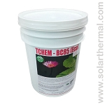Cleaner for solar thermal systems, TCHEM-BC85 (Eco), 5 US gal. Pail