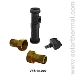 Grundfos VFS 10-200 Flow and Temperature Sensor (97918131)
