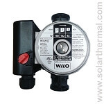 Wilo Star S 30U-25, 3 speed pump (Caleffi NA12169)