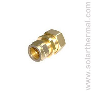 "3/4"" Compression Fitting to 3/4"" CSST for PN LS20-AL-2CSR4S-50"
